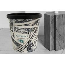 Papierkorb 18 Liter Motiv Money